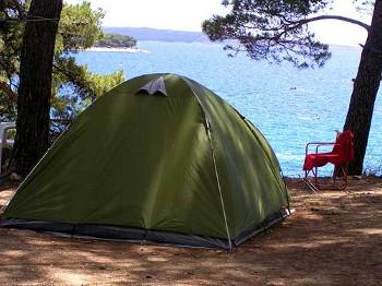 Kemping Horvátországban