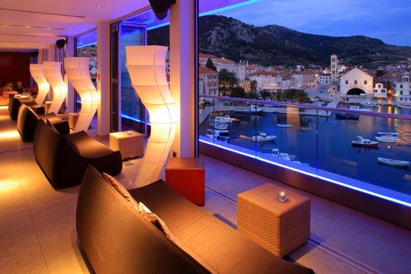 Luxuséttermek Horvátországban