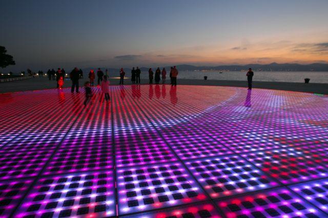 Nap Emlékműve, Zadar