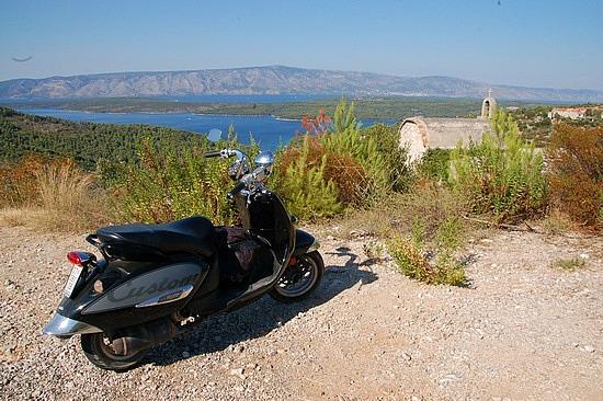 Robogón Horvátországban