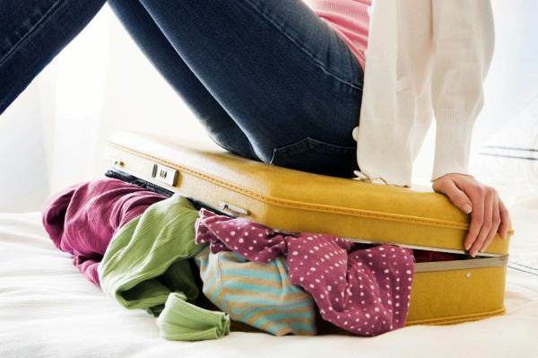 Csomagolás a nyaralásra