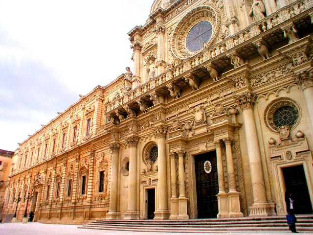 Santa Croce templom