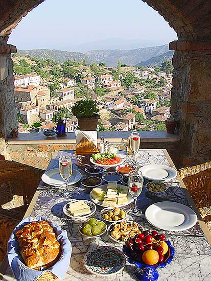 A török konyha
