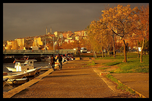 Istambuli ősz