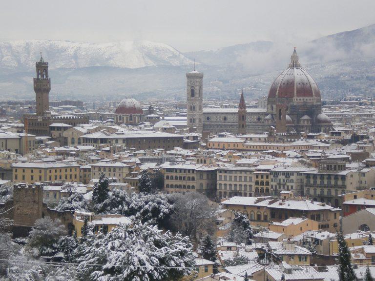 Firenze télen