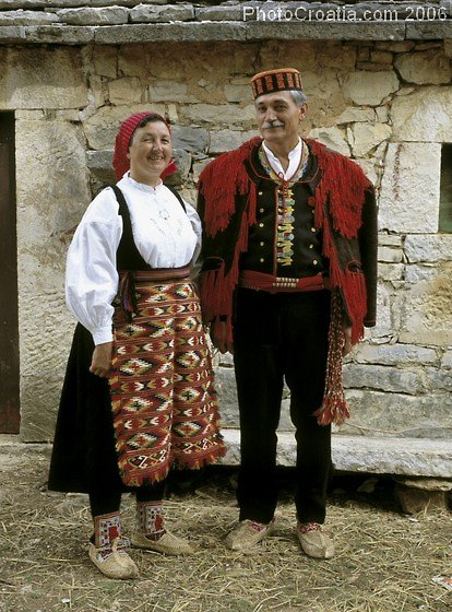 Etnoland Dalmáciában