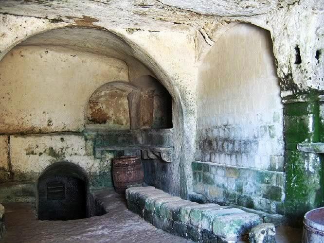 Lakóház, Sassi di Matera