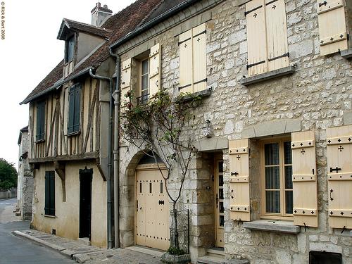 Provins, a középkori vásárok otthona