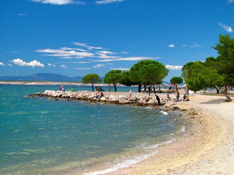 Crikvenica strandja