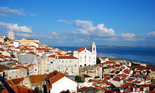 Lisszabon, a hét hegyre épült város