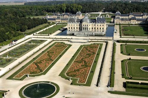 A Fontainebleau-i kastély és park