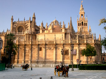 Sevillai katedrális