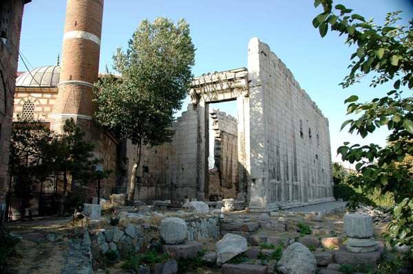 Augustus temploma