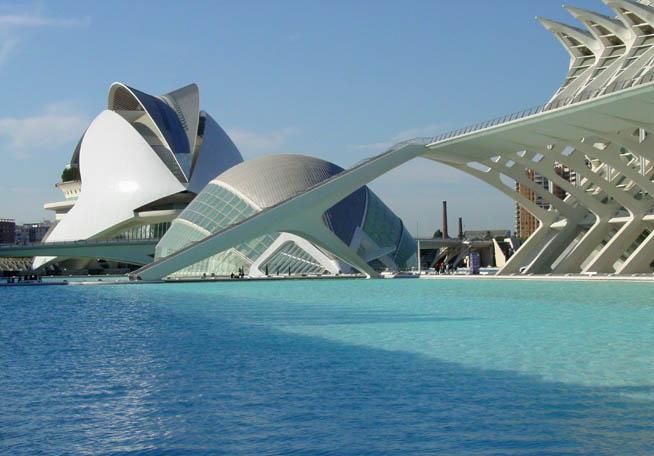 Művészetek és Tudományok városa Valencia központ