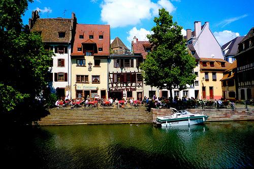 Strasbourg, Európa fővárosa
