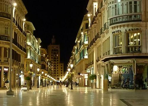 Malaga este