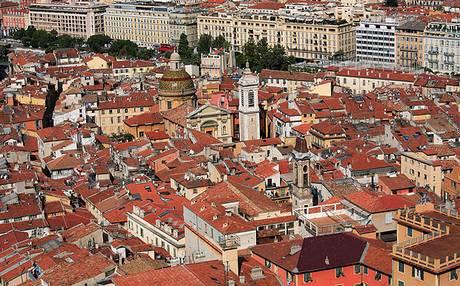 Nizza, a francia riviéra fővárosa