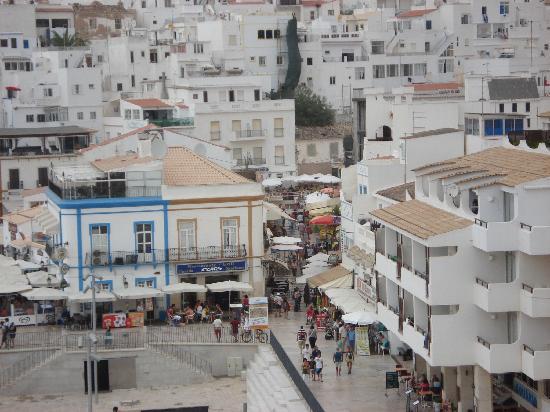 Albufeira óvárosa