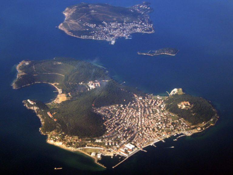 Adalar - Herceg-szigetek