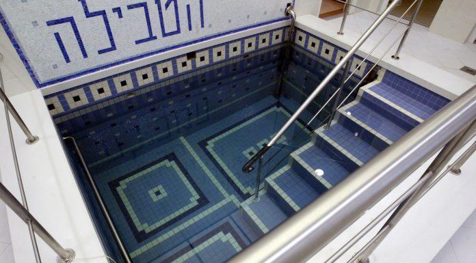 Mikve – Zsidó rituális fürdő