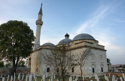 Yesil Cami, vagyis a Zöld Mecset