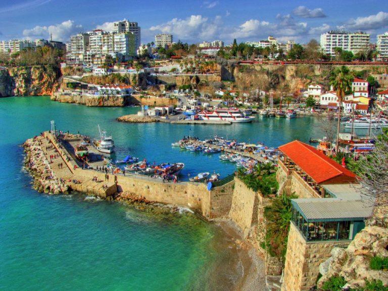 Antalya történelmi negyede, Kaleici