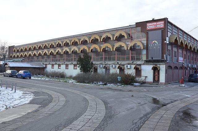 Petőfi Csarnok