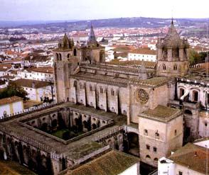 Katedrális, Evora