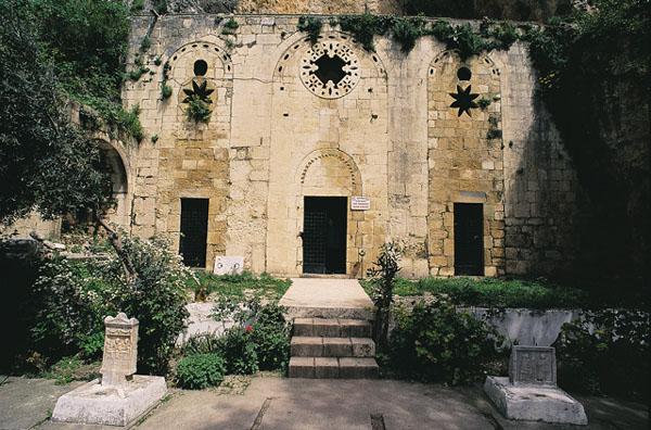 Szent Péter barlang, a világ első katedrálisa