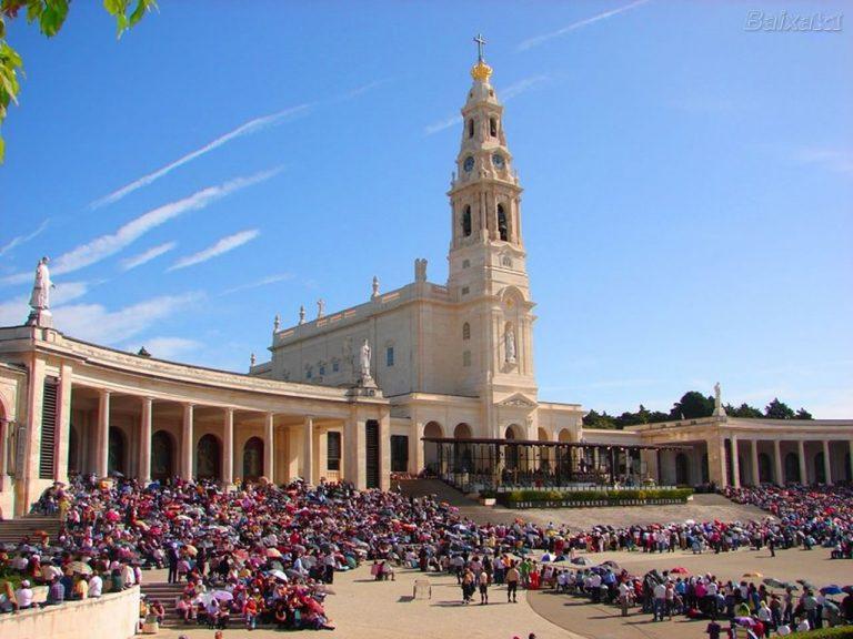 Bazilika, Fatima
