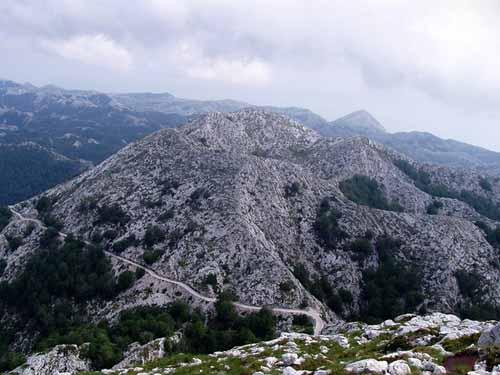 Biokovo-hegység