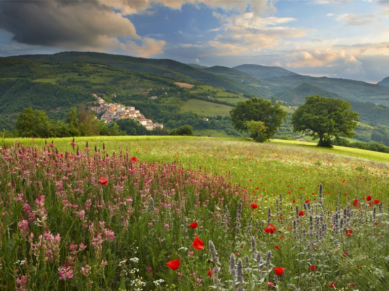 Olaszország tavasszal
