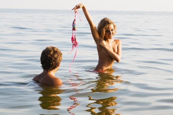 A topless napozás hétköznapi dolognak számít