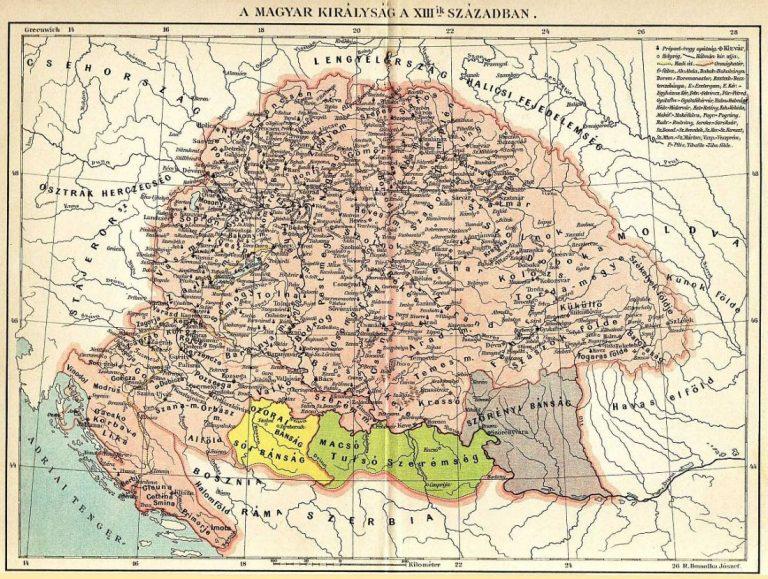 Horvátország a Magyar Királyságban