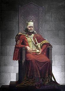 Horvátország első királya Tomiszláv