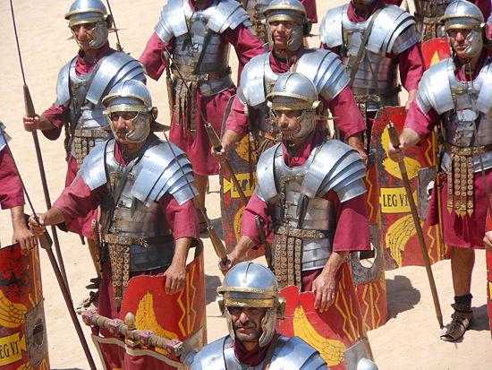 Horvátország a Római Birodalom részeként