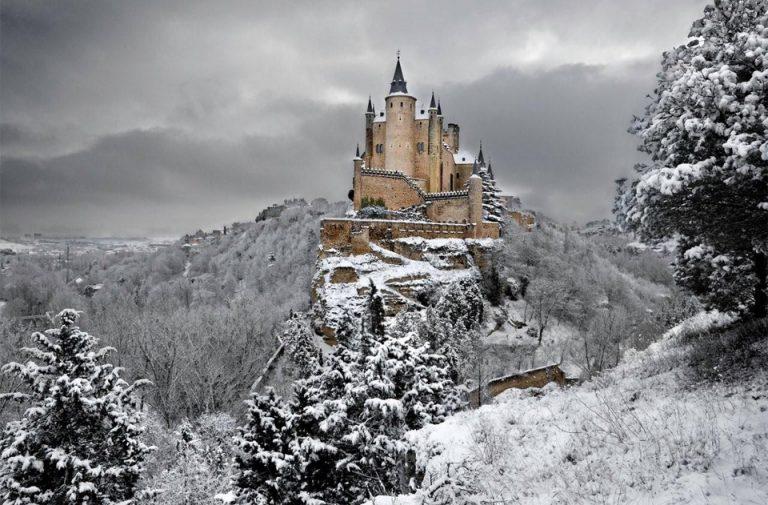 Segovia, Alcazar