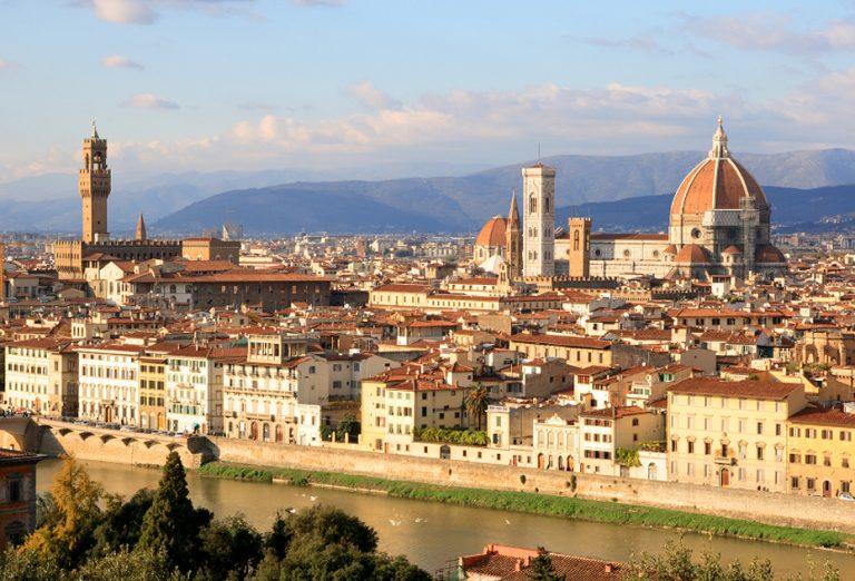 Firenze: Piazzale Michelangelo