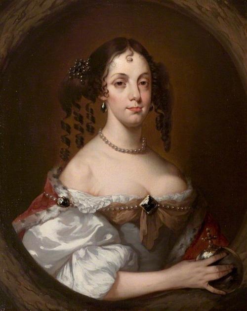 Braganca Katalin portugál hercegnő