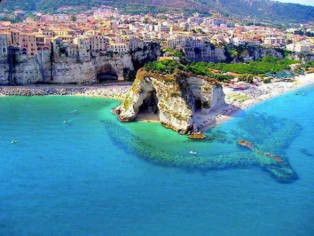 Utazás Dél-Olaszországban