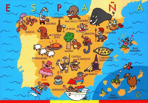 Észak- vagy inkább Dél-Spanyolország?
