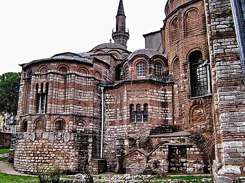 Chora templom