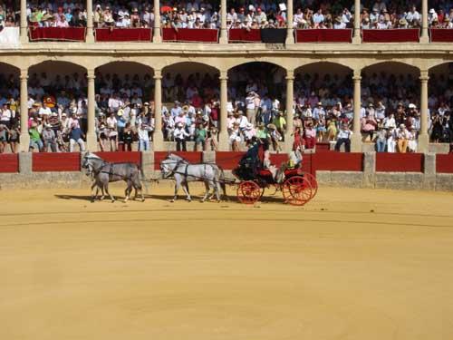 Plaza del Toros (bikaviadal aréna), Ronda