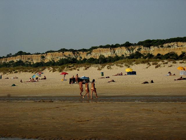 Nudista strandok Portugáliában