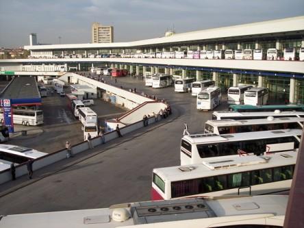 Buszközlekedés Törökországban