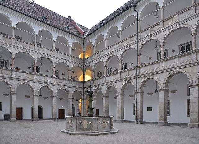 Landhaus, Linz
