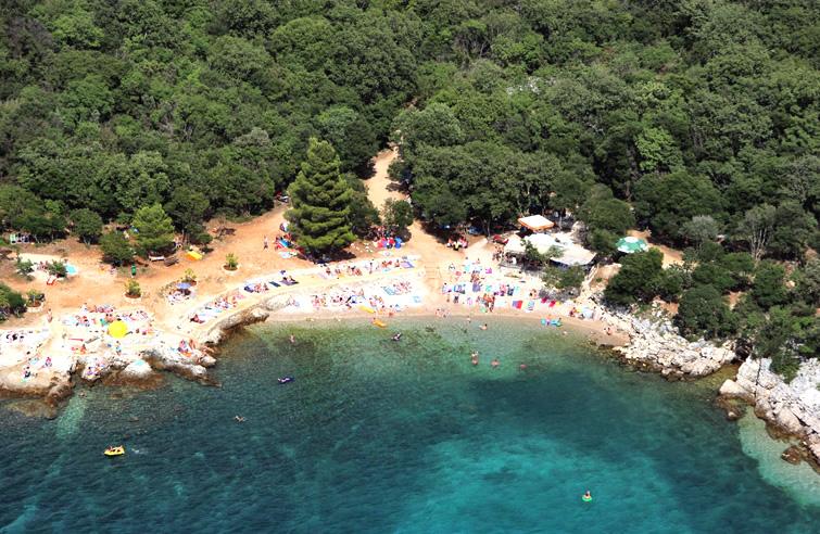 Pinezici - Jert strand