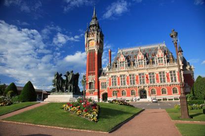 Hotel de Ville. Calais