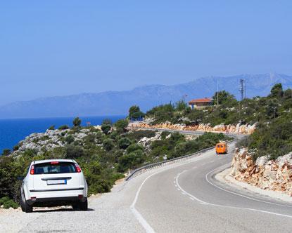 Autóval Törökországban