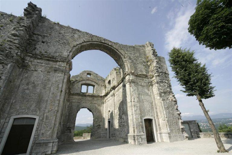 A kastavi Crekvina templom